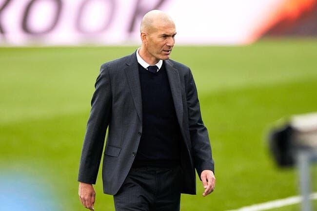 Mercato : Juventus, France, Zidane est coincé