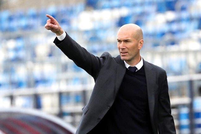 Officiel : Zidane quitte le Real Madrid