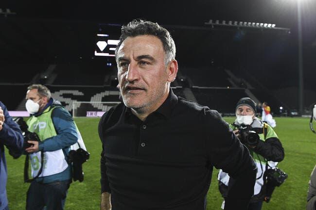 OL : Galtier dit non à Aulas, il ne remplacera pas Garcia !