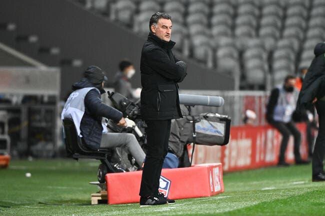 OL : Galtier dit oui à Lyon, et fonce à Nice