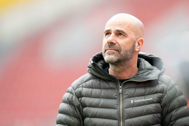 OL : Peter Bosz, la nouvelle priorité de Lyon !