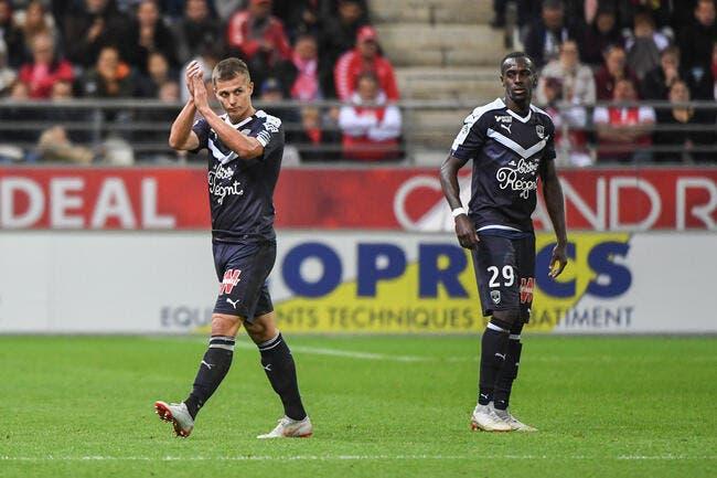 FCGB: 4 départs en 2 jours, Bordeaux fait le ménage