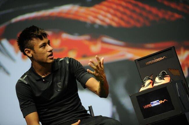 PSG : Dans la sauce avec Nike, Neymar nie tout en bloc