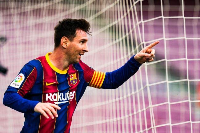 Lionel Messi, l'offre délirante pour rester au Barça