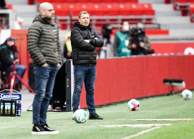 OL : Peter Bosz attendu samedi à Lyon