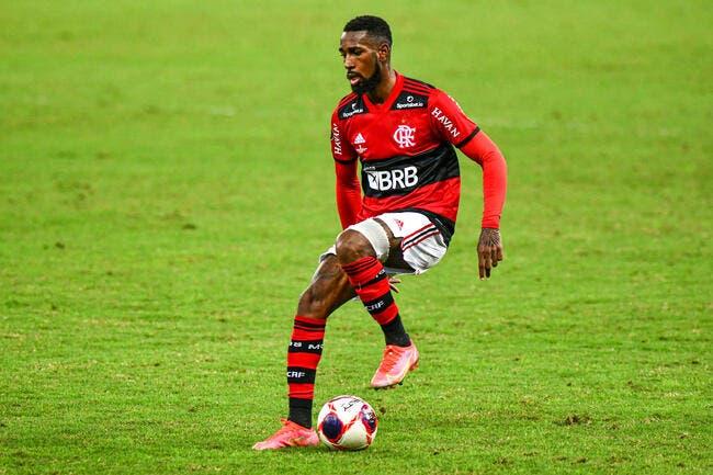OM: Accord pour Gerson, Flamengo a déjà promis  31 ME