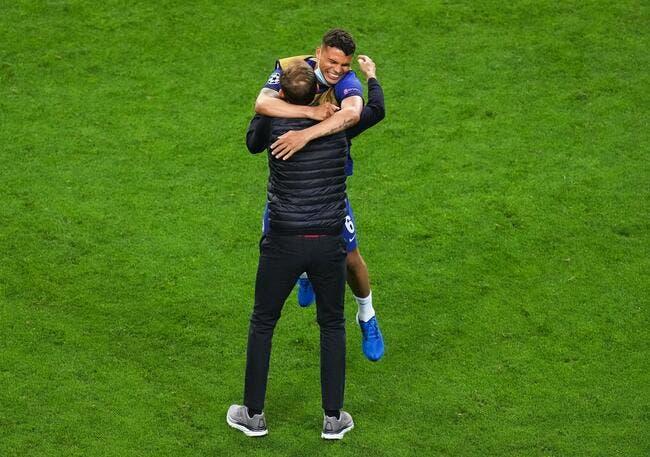 Chelsea : Thiago Silva fait pleurer le PSG