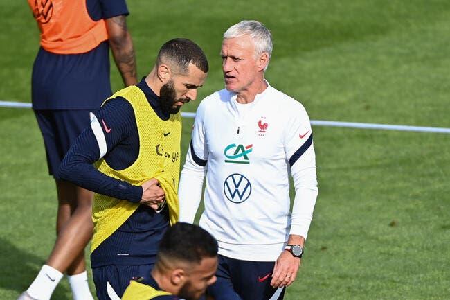 EdF : Benzema enchante les footeux et divise la France !
