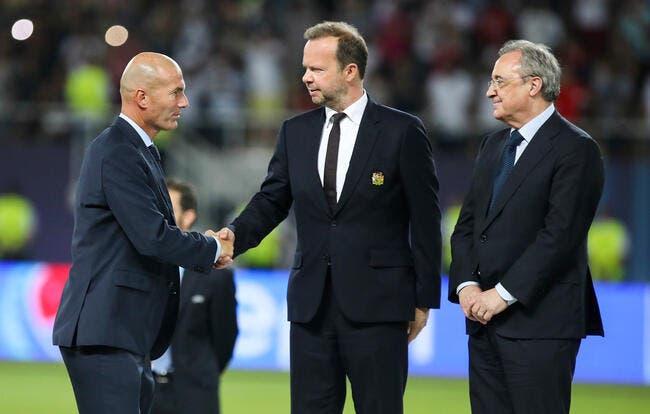 Zinedine Zidane, l'incroyable lettre au Real Madrid !