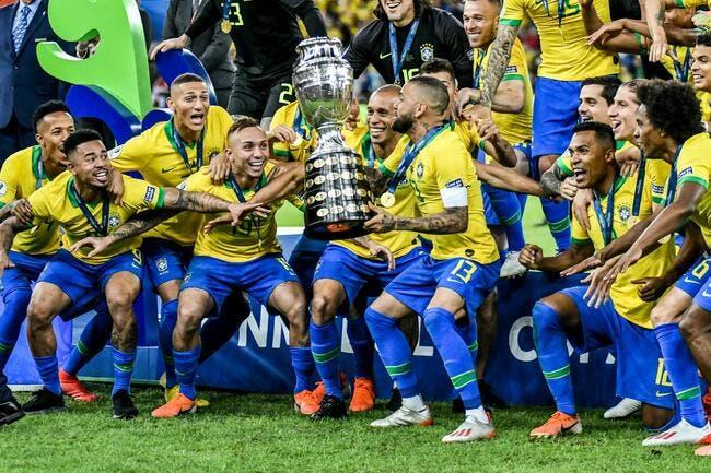 La Copa America quitte l'Argentine pour le Brésil !