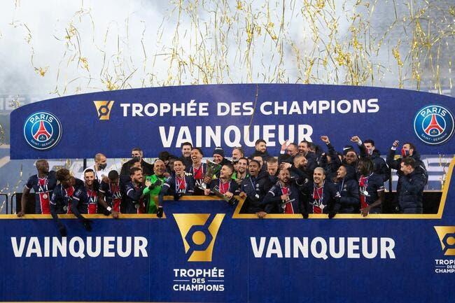 LOSC-PSG : Le Trophée des champions retiré à Israël ?