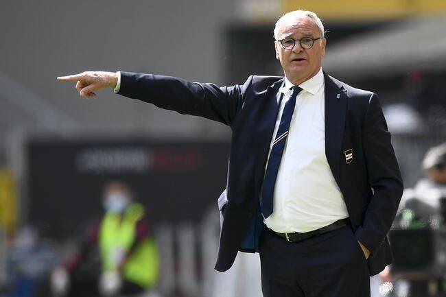LOSC : Ranieri pour remplacer Galtier ?