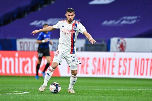 OL : 25 ME, Aouar vendu au Real Madrid ?