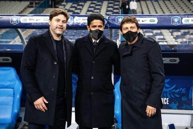 PSG : Leonardo bloque Pochettino jusqu'en 2023