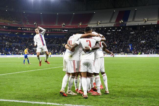 OL : Incidents, les supporters ont craqué à Lyon