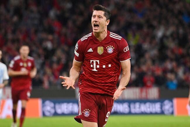 PSG: Lewandowski ciblé, la réponse du Bayern n'a pas tardé