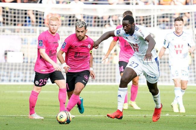 Match pas si nul entre Montpellier et Strasbourg