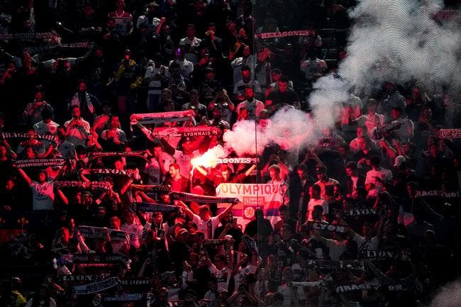 OL : Les supporters en fusion avant le derby, attention danger