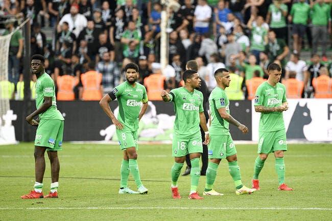 OL: Les Verts à la rue, Lyon refuse d'y croire