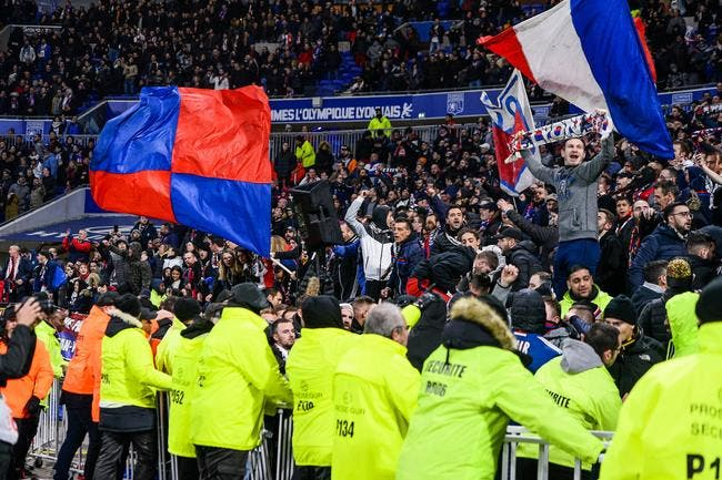 OL : Lyon réclame de la prudence aux supporters pirates