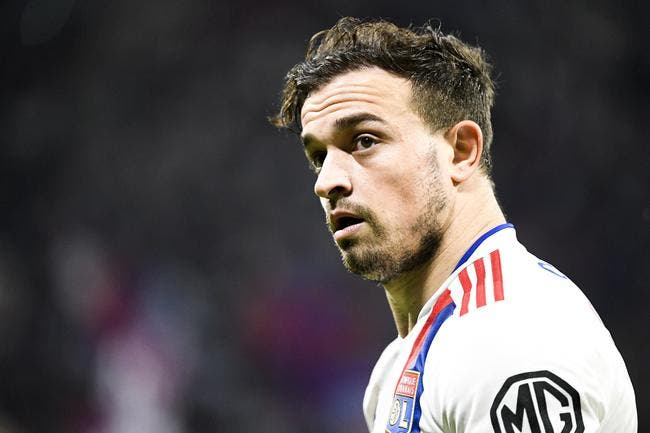 OL : Shaqiri rappelé à l'ordre avant le derby ASSE-Lyon