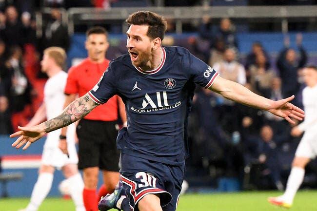 Paris : Lionel Messi met le feu à Pigalle !
