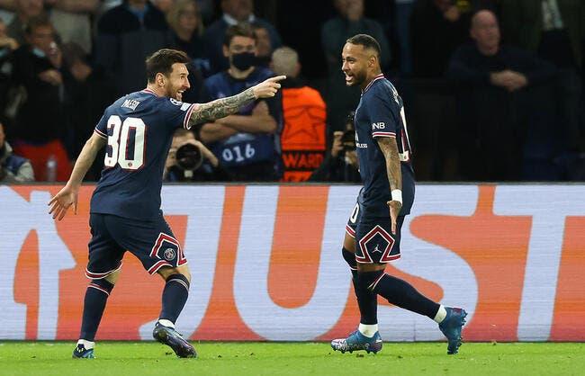 PSG: Messi encensé, une injustice pour Mbappé