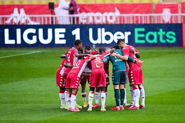 L1 : Monaco cartonne Bordeaux et remonte fort