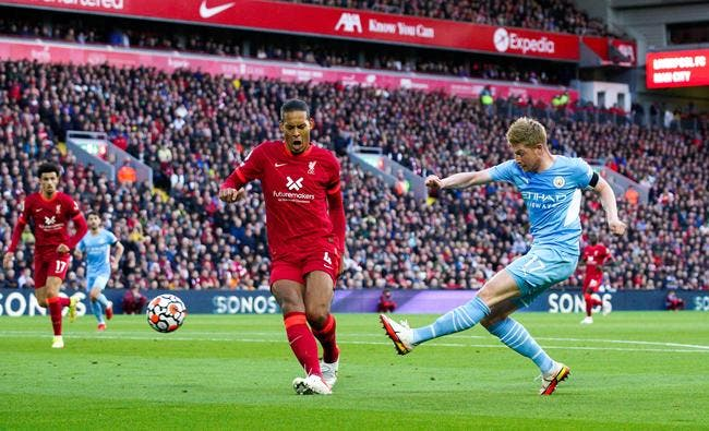Liverpool - City, nul spectaculaire