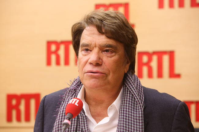 Pascal Praud face à la mort de Bernard Tapie « ni un saint, ni le diable »