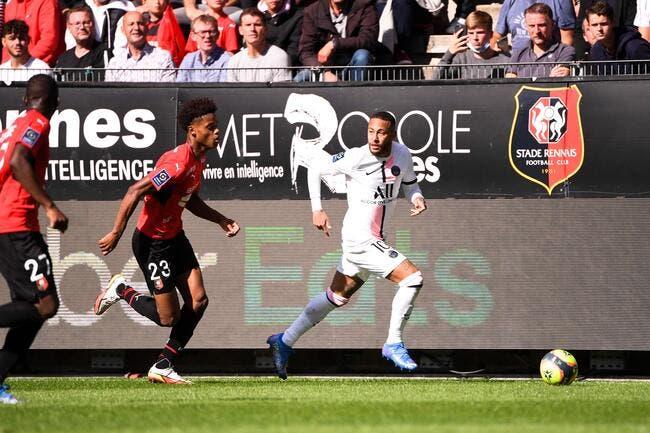 PSG : Hakimi et Neymar incendiés après le match