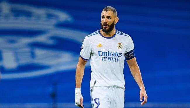 Karim Benzema est seul, panique au Real Madrid !