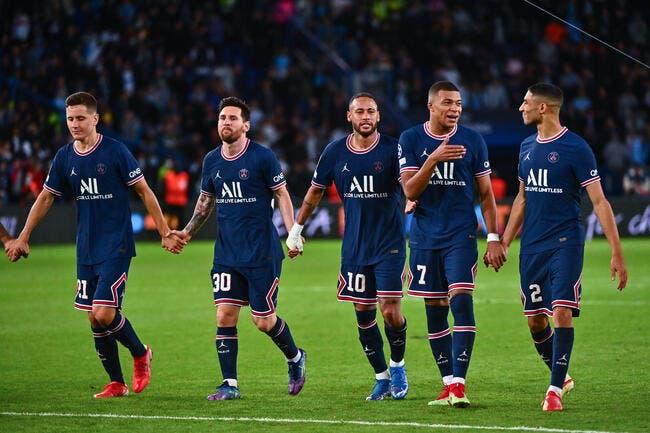 Messi, Neymar et Mbappé, Man City explose encore le PSG