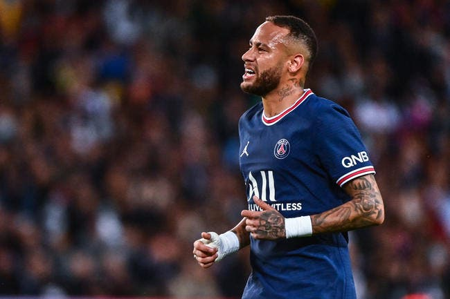PSG : Neymar coule de jour en jour, les chiffres accusent