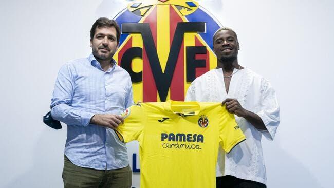 Serge Aurier signe à Villarreal !