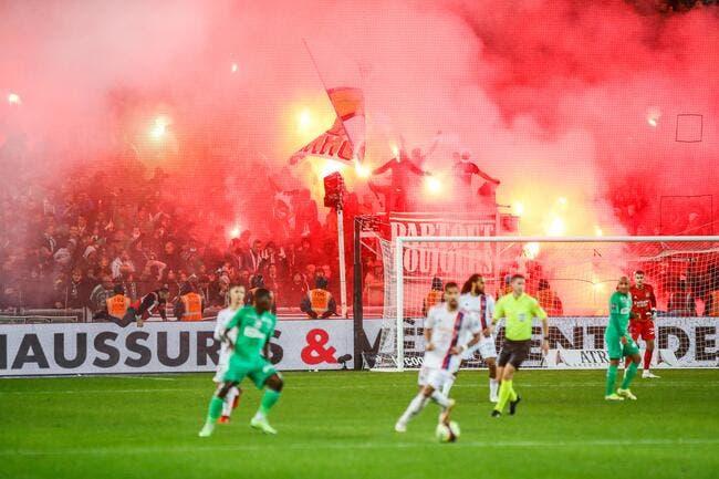 ASSE-OL : Saint-Etienne sanctionné après le derby ?