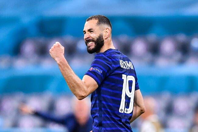 Karim Benzema et la France, Domenech tape fort !