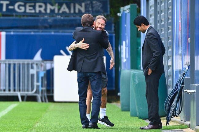 Déjà l'heure du départ pour Ramos au PSG ?