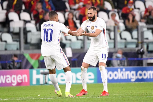 LdN : La France renverse la Belgique, direction la finale