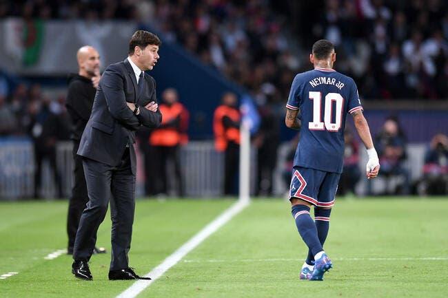 PSG : Pochettino en a marre de s'aplatir devant Neymar !