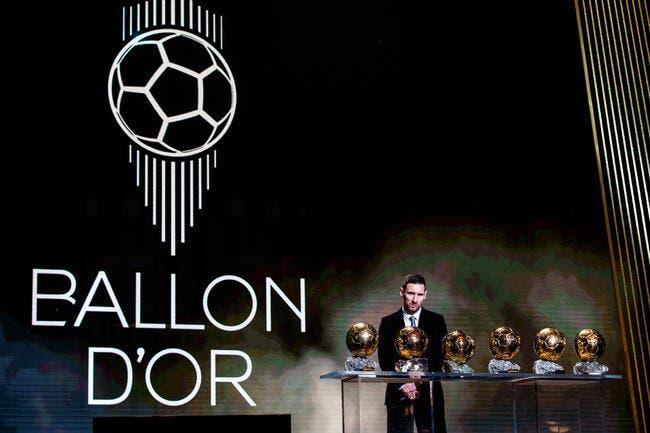 Ballon d'Or : La liste des nominés, les polémiques débutent