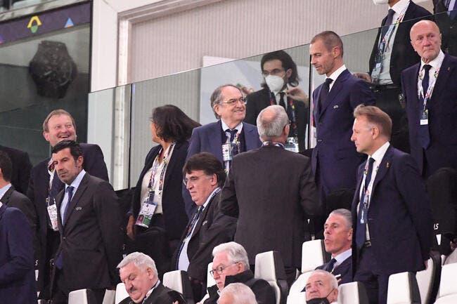 CdM : Le Graët se fait tirer les oreilles par l'UEFA