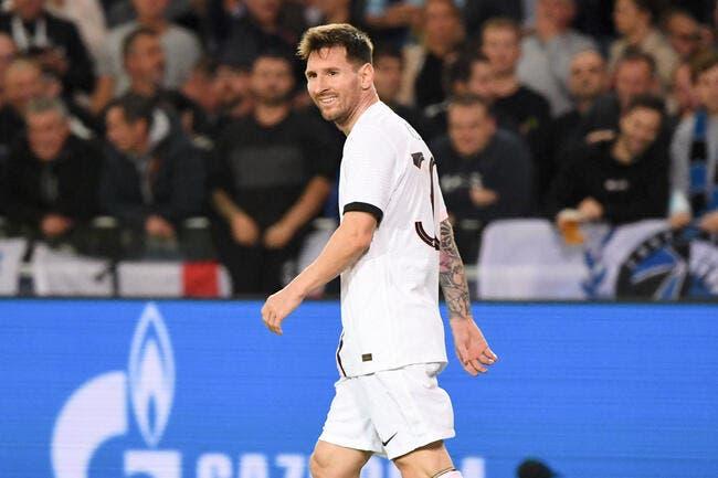 Le prestige du Barça ou l'argent du PSG, Messi a vite choisi