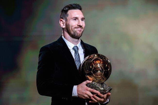 Lionel Messi fonce vers un 7e Ballon d'Or, Cristiano Ronaldo et les autres peuvent pleurer