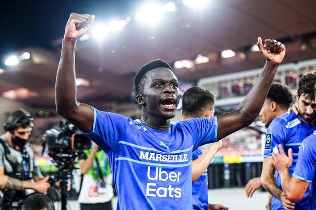 Bamba Dieng a un salaire indécent, ça coince à Marseille
