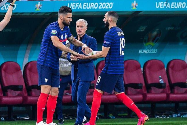 Karim Benzema porte un coup fatal à Olivier Giroud !