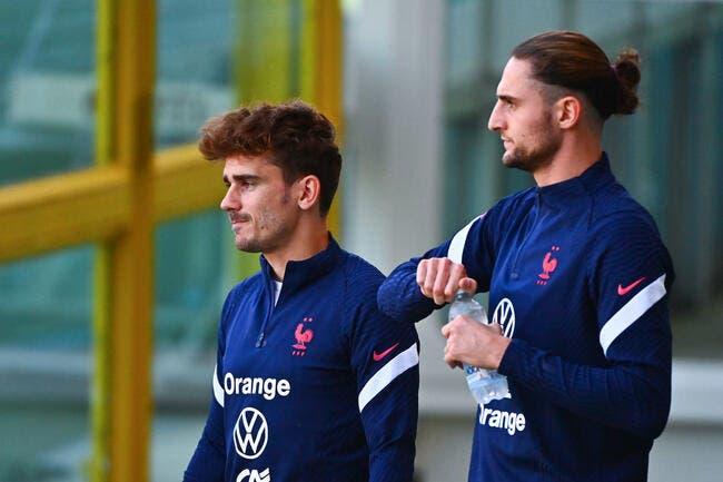 France : Rabiot a le covid, il est forfait pour la finale !