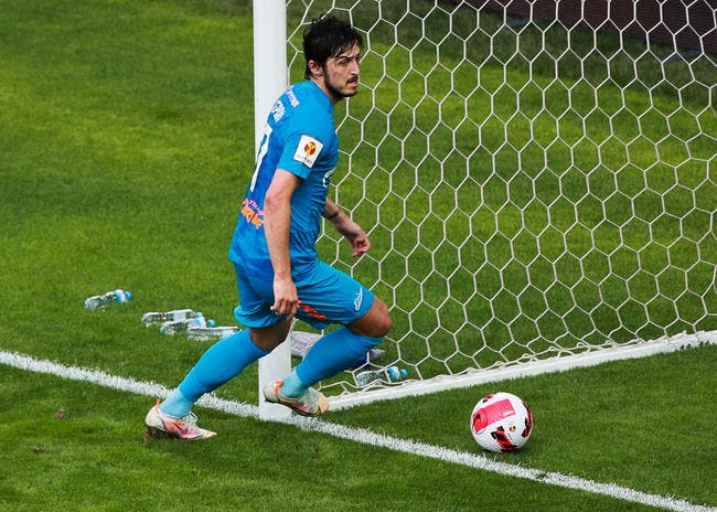 OL : Sardar Azmoun, un sale coup pour Lyon ?
