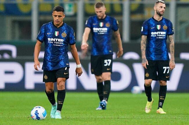 OM: Alexis Sanchez à Marseille, l'Inter le laisse décider