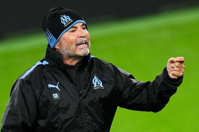 OM : Première alerte pour Sampaoli à Marseille !